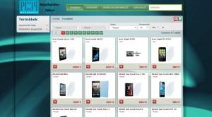 Webáruház készítés - PCCP.hu