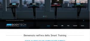 Weboldal készítés - Spazio Bodytech