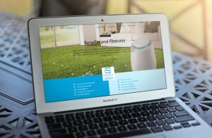 Weboldal készítés referencia - Airganix