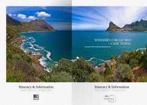 Prospektus készítés - Winners Circle Cape Town