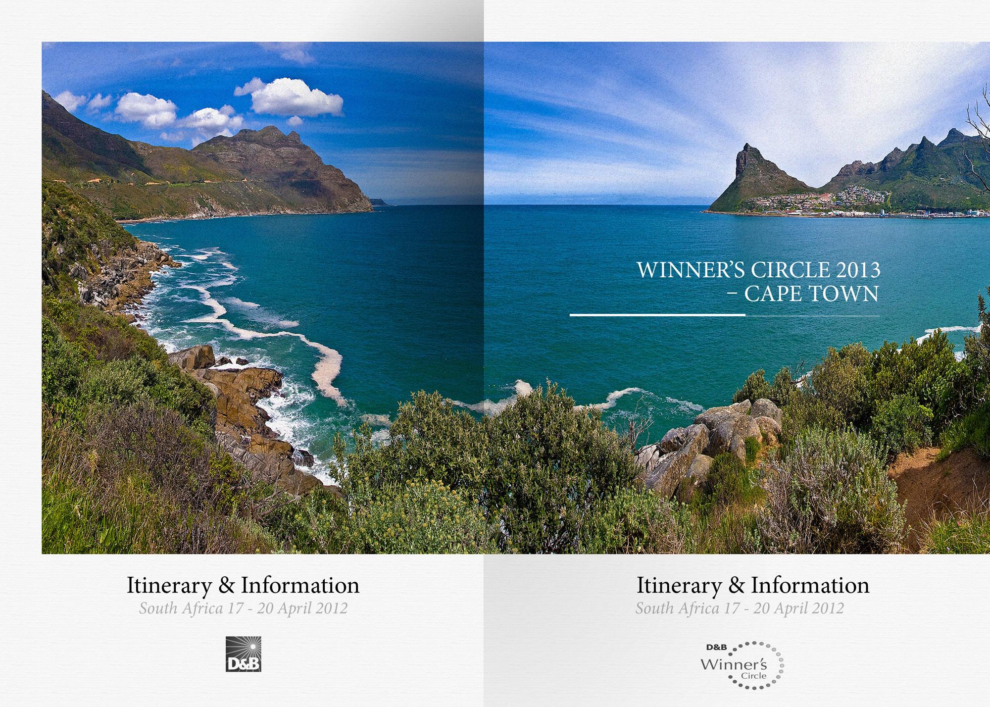 Winner's Circle – Cape Town