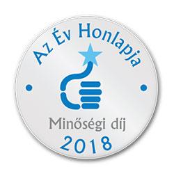 Év-Honlapja-Minőségi-díj-2018